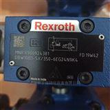 力士乐电磁阀DBW10B1-5X/350-6EG24N9K4