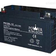 12V120AH三力蓄电池PK120L-12代理报价
