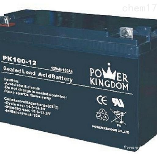 三力蓄电池PK100L-12代理销售