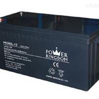 12V200AH三力蓄电池PK200L-12直流电源