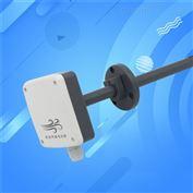 管道温湿度变送器高精度485风管插入
