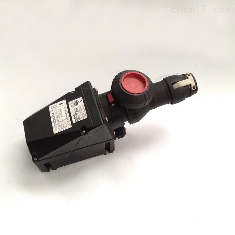 BCZ8060-63A三相5孔3P+PE防爆防腐插接装置