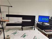 凤鸣亮钛合金板带非接触激光厚度检测仪