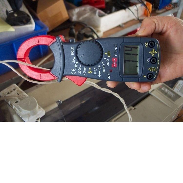 绵阳承装修试钳型电流表