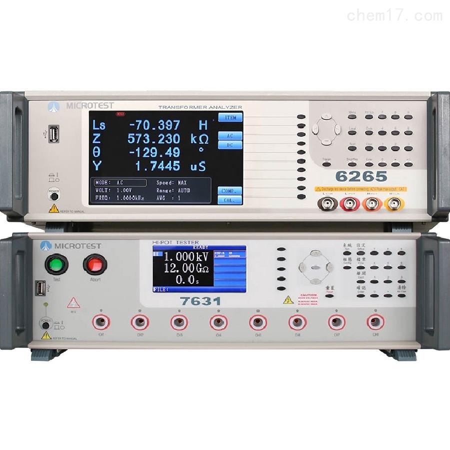 益和6265+7631 二合一变压器综合测试系统