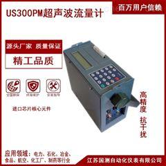 US300PM便携式超声波流量计