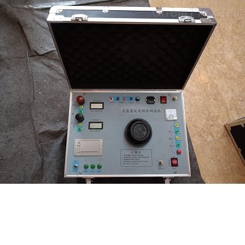 巴中电力承装修试互感器伏安特性测试仪