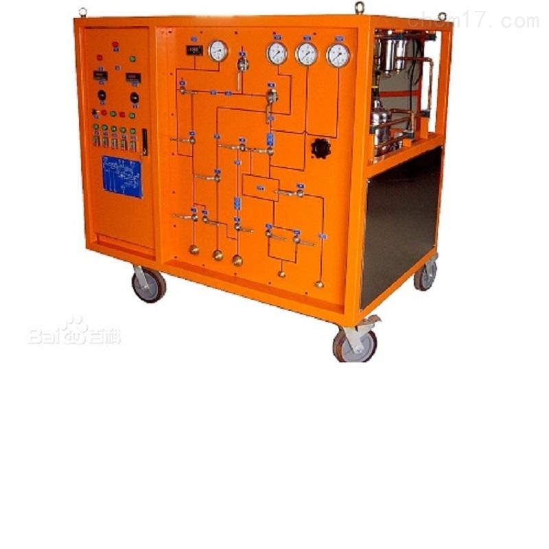 巴中电力承装修试SF6气体回收装置