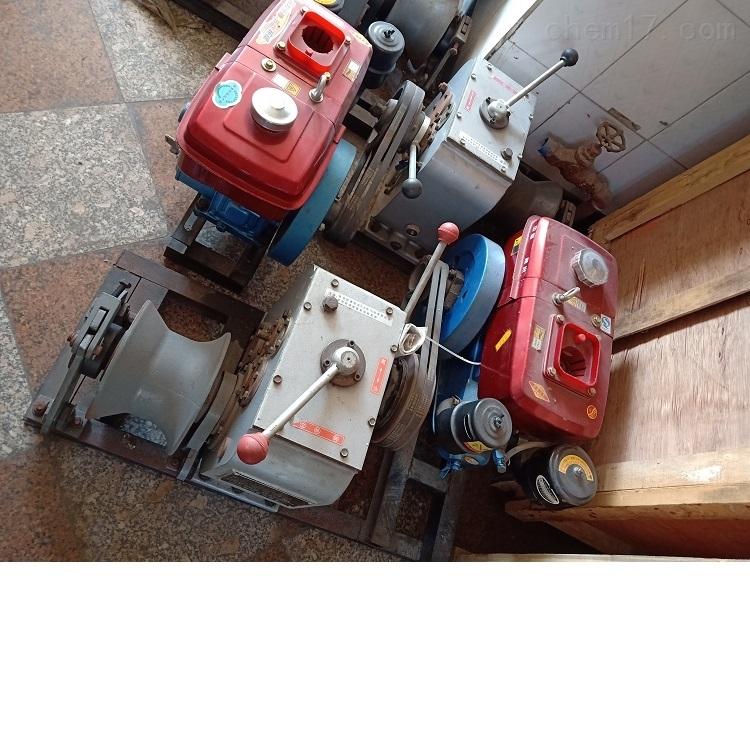 承装修试机动绞磨机50KN促销供应