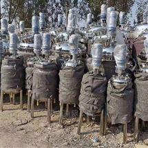 8吨二手不锈钢反应釜厂家