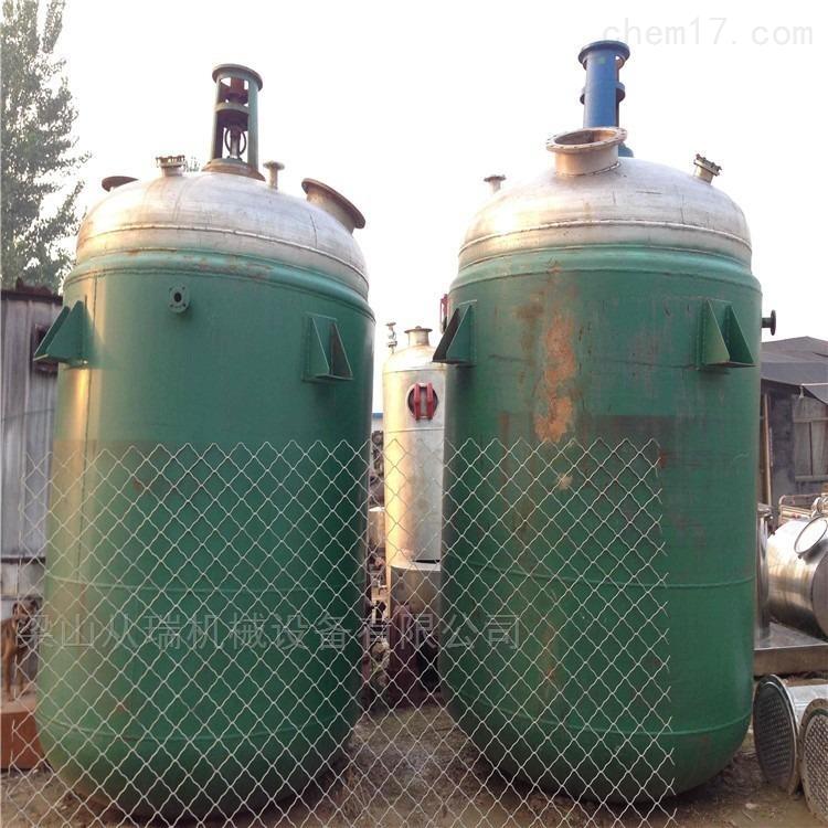 二手不锈钢反应釜长期供应