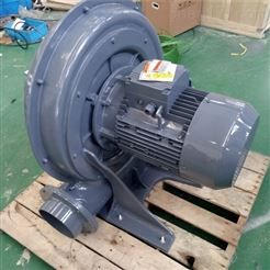 HTB100-304透浦式多段式中压鼓风机2.2KW