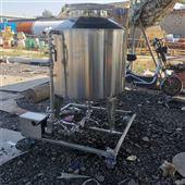 1000L加工定做不锈钢循环储罐