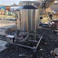 加工定做不锈钢循环储罐