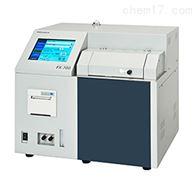 FX-700 Mk2日本田中科学波长色散荧光X射线硫分析仪