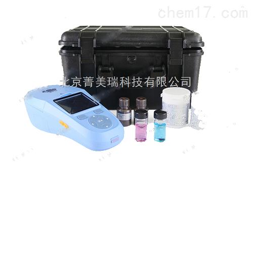 便携式游泳池水质分析仪
