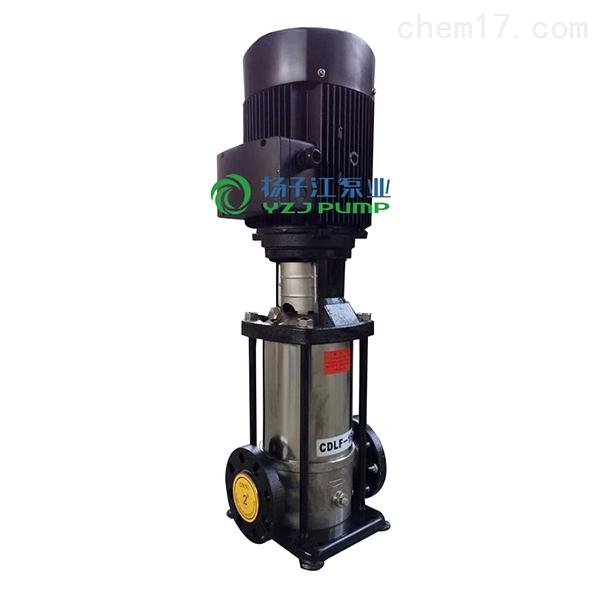 多级离心泵,CDLF立式不锈钢多级离心泵