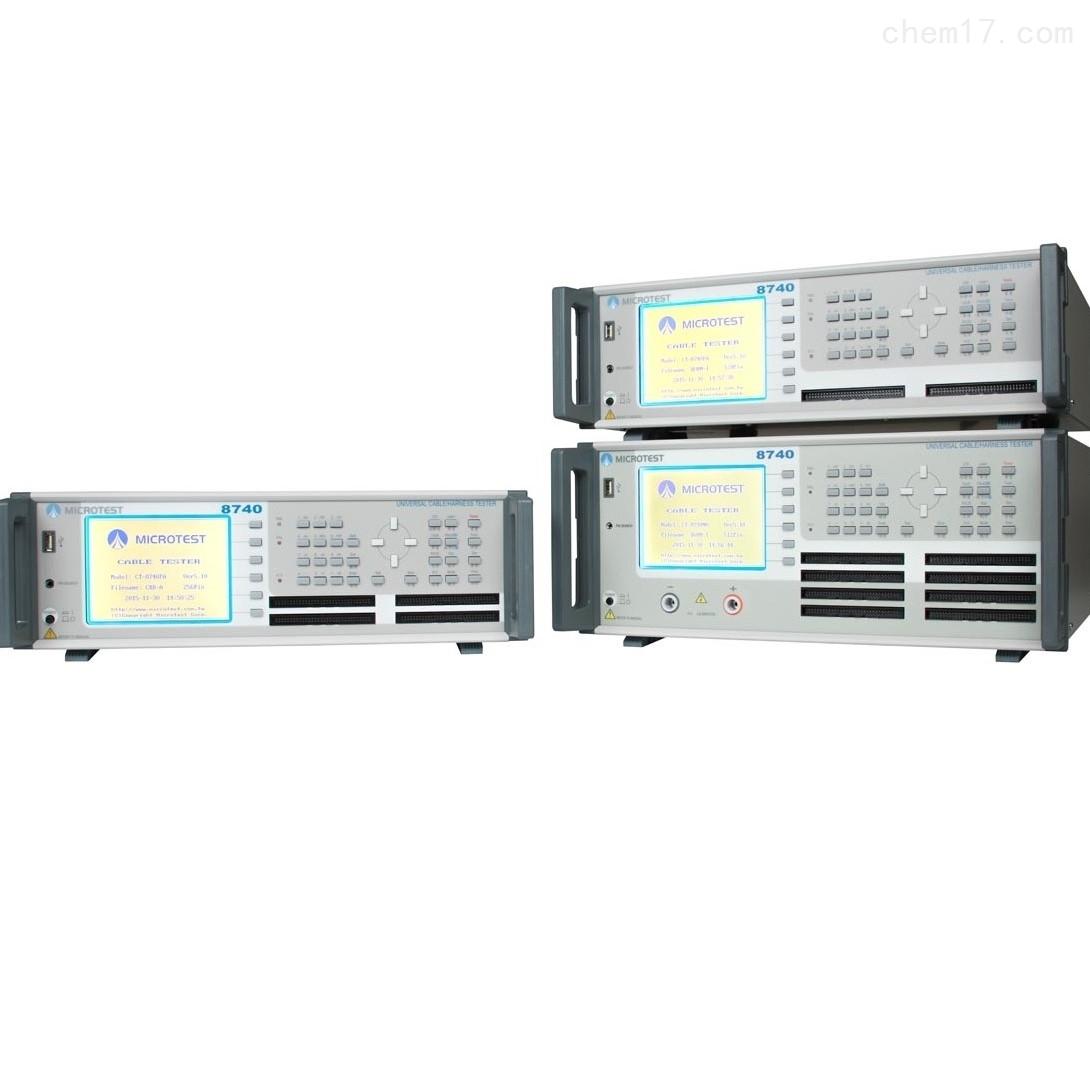 益和MICROTEST 8740 专业线材测试仪
