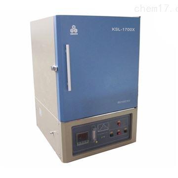 KSL-1700X-A11700℃箱式炉(3.4L)