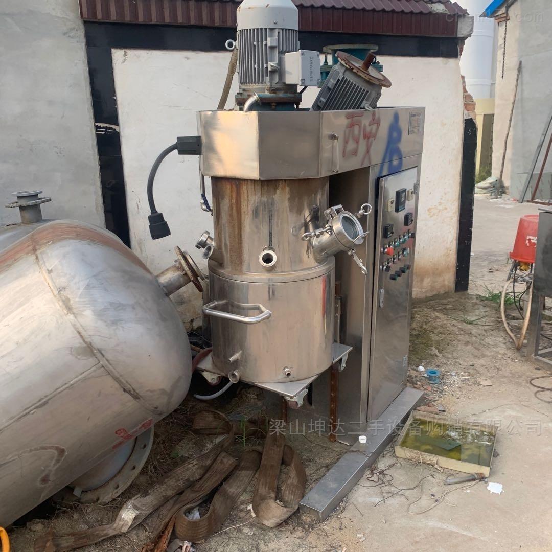 长期回收二手强力搅拌机 分散机