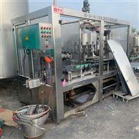 HD-24-16-1回收二手灌装机械 冲瓶灌装压塞联体机