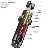 美国ACE小型缓冲器SC650M-5能耗210 Nm/行程