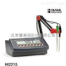 实验室pH/ORP/℃测量仪