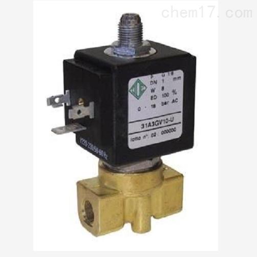 CKD喜开理直动式2・3通电磁阀