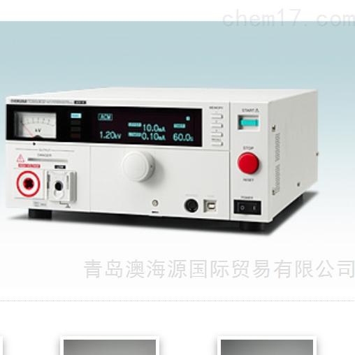 日本KIKUSUI鞠水4kV AC耐压测量仪TOS8040