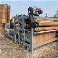 回收污泥处理设备 带式压滤机