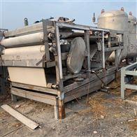 二手污泥脱水 带式压滤机