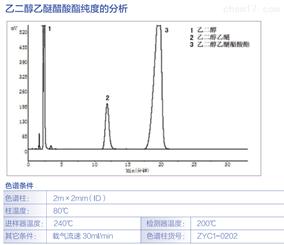 乙二yi醚醋酸酯纯度的分析
