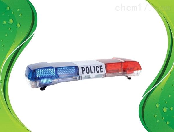 LED爆闪车顶红蓝警灯  TBD2000长排警示灯