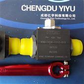 HYDAC高压球阀KHB-08SR-1112-01X