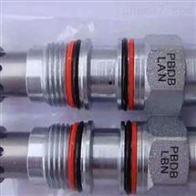 DBAP-EHN气控操作的SUN滑阀方向阀使用特性