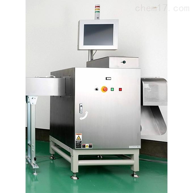 日本scienergy包装袋叮咬物X射线软检查仪