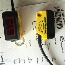 Q12AB6LPQ型号齐全BANNER一体式传感器Q12AB6FF15Q