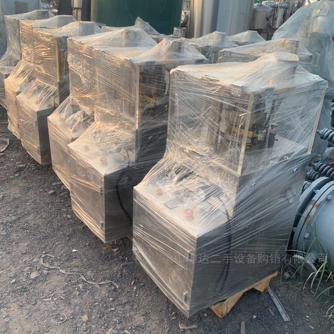 在线回收二手制药厂设备 片剂压片机