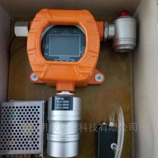 李工推荐在线式激光甲烷检测仪可做多气体