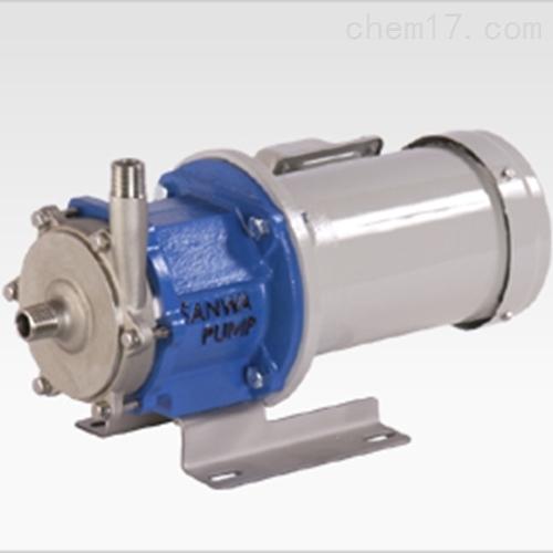 日本三和泵sanwa高温液体用小型旋流磁力泵
