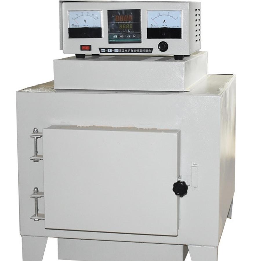 上海沪粤明SRJX-15-13F高温箱式电阻炉