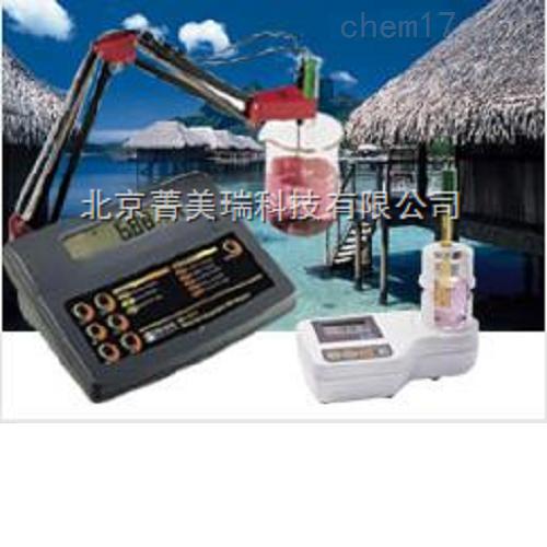 意大利哈纳HANNA台式PH/mv/温度测定仪