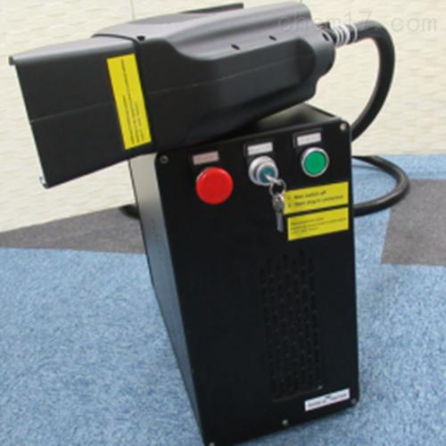 日本physicalphoton手持式金属除锈激光装置