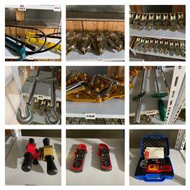 YNDQ承装承修承试设备承修四级资质设备清单