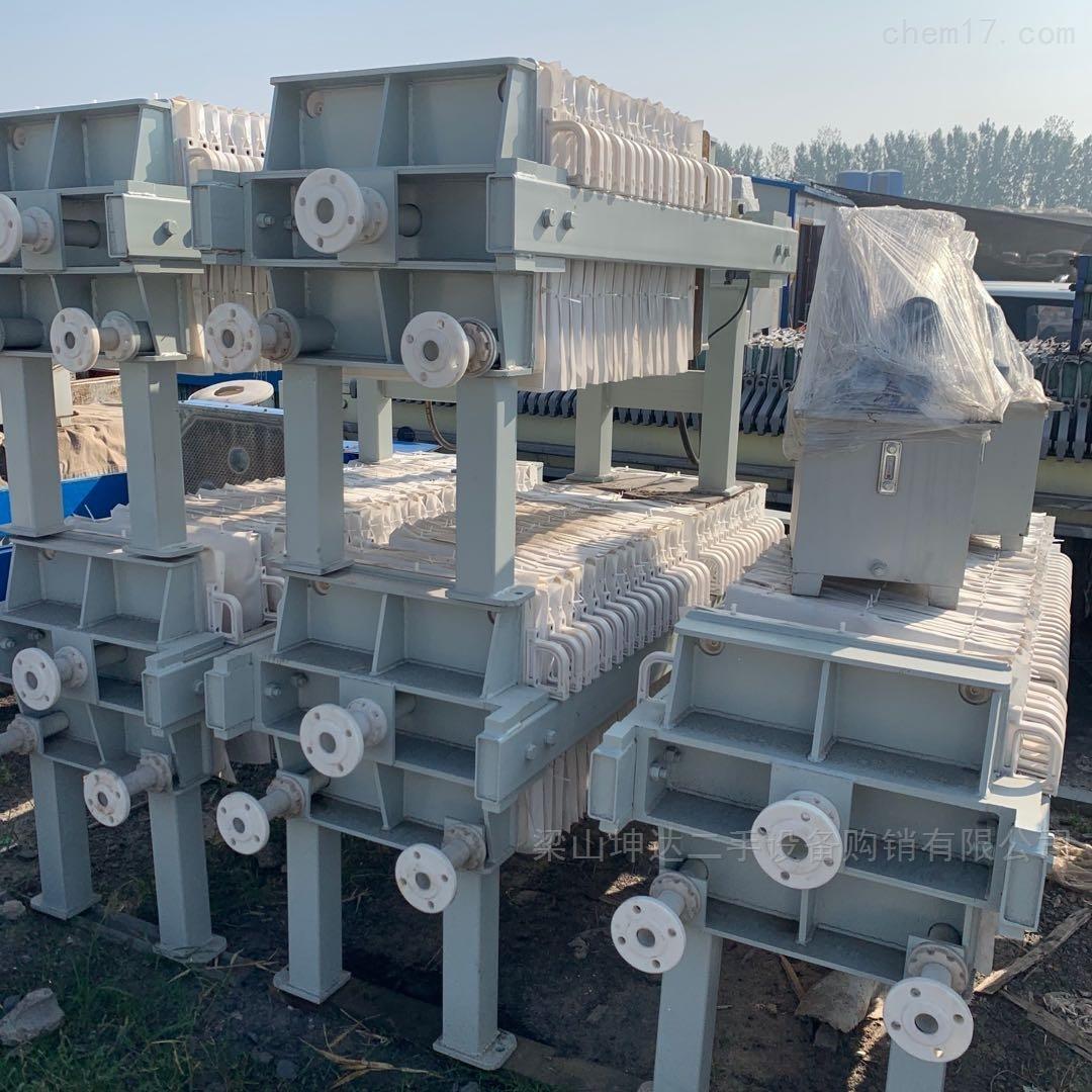 回收各种型号压滤机 污水处理
