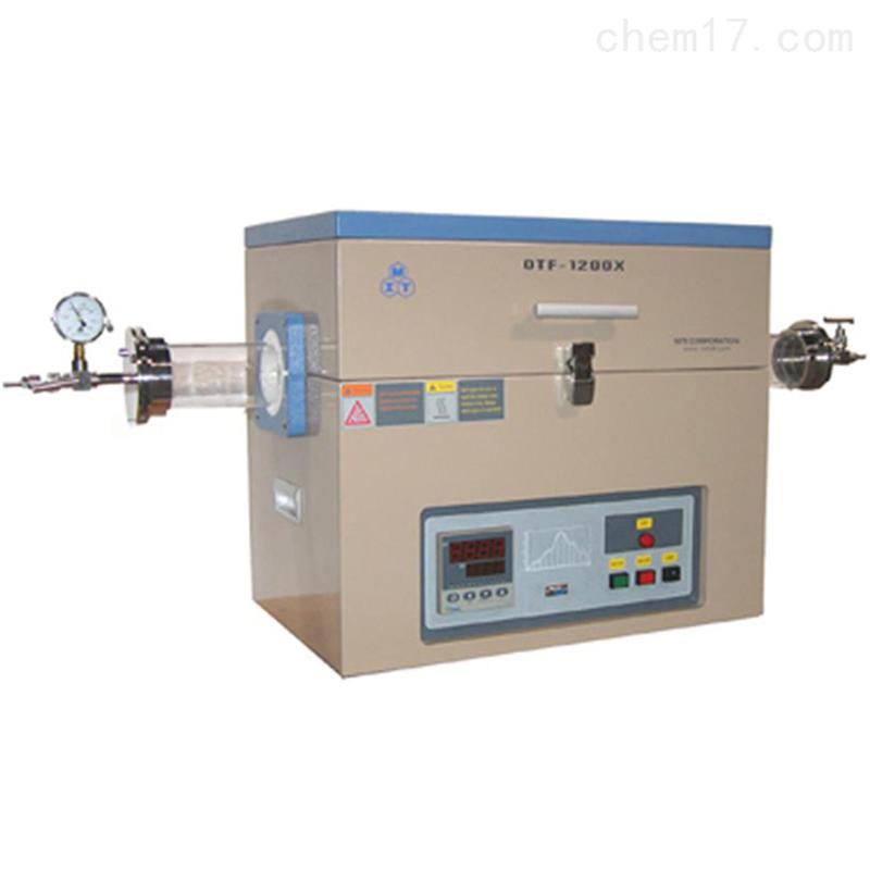 1200℃开启式管式炉