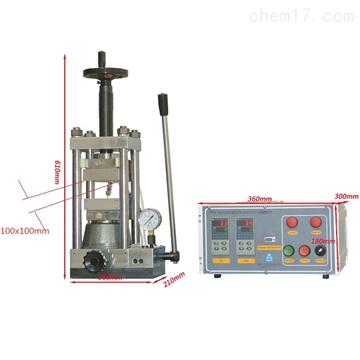 24T熱壓機HP-100