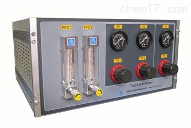 小型两通道供气系统 流量计控制系统