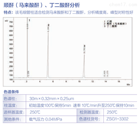 顺酐(马来酸酐)丁二酸酐、塑化剂分析
