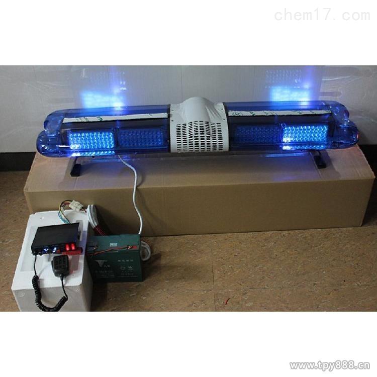 警灯控制器维修治安巡逻长排警示灯12V